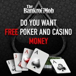 Get some free poker bankroll from The BankrollMob